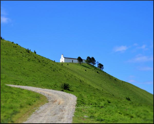 chapelle saint antoine - musculdy - soule - pays-basque