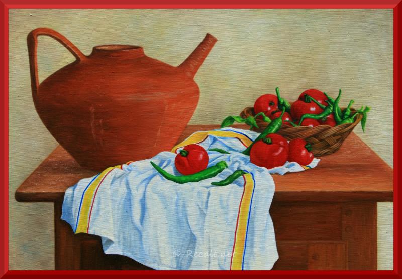 Pegarra - Pot à eau traditionnel - Pays-Basque