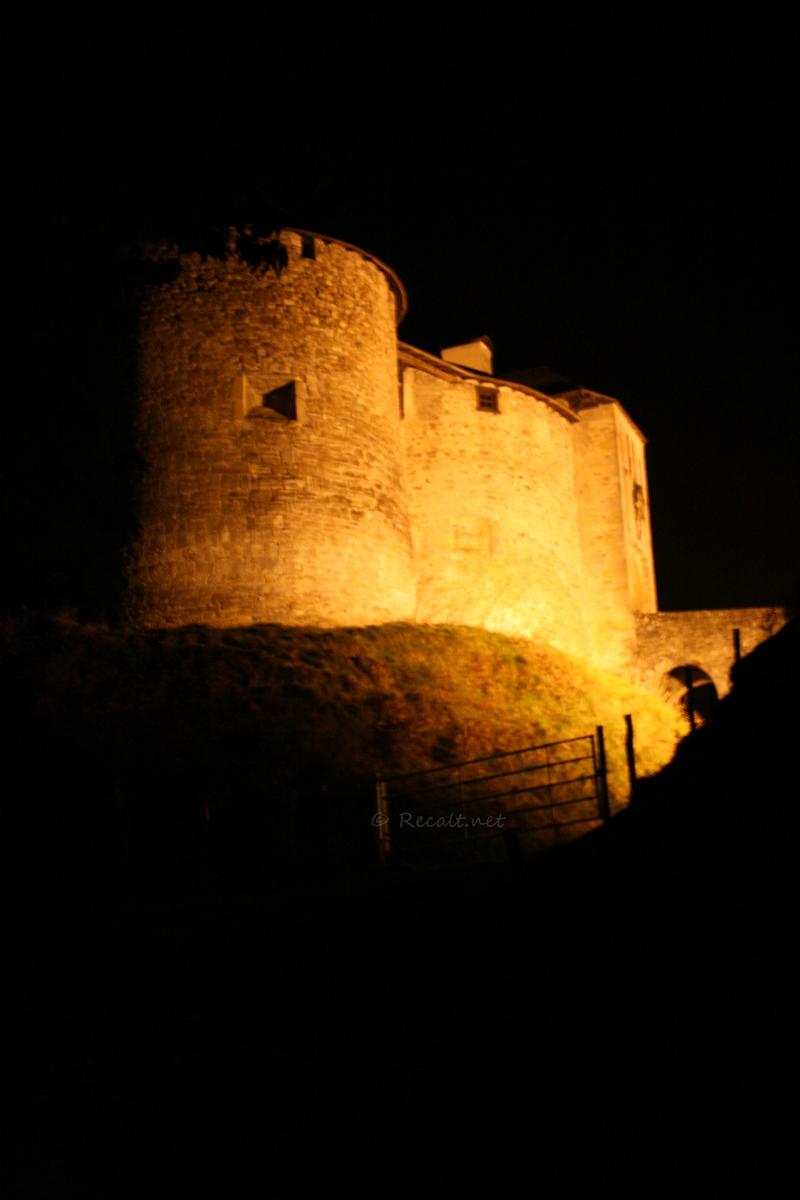 Chateau-fort Mauleon