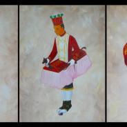 Dantzariak – Les cinq danseurs