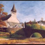 Église Ordiarp – Urdiñarbeko Eliza