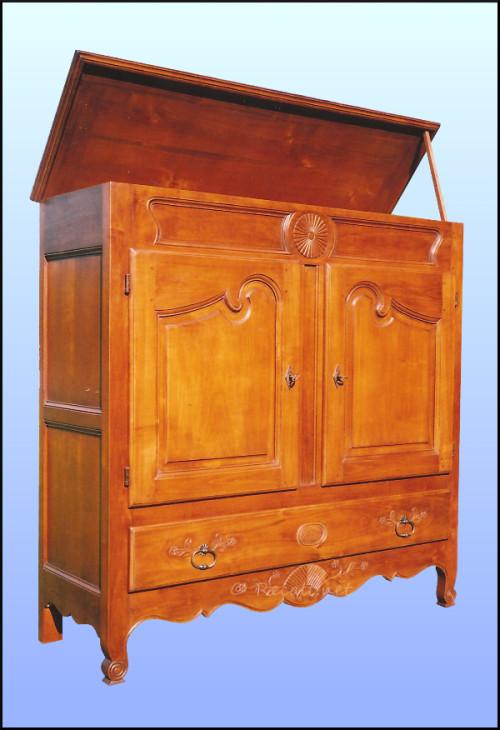 manka baldia - meuble pays-basque - mueble pais-vasco - basque country cabinet