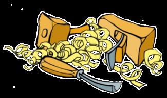 ebenisterie - logo - dessin