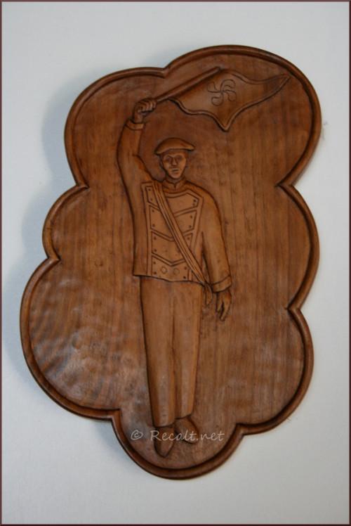 Entseinaria - Sculpture sur bois