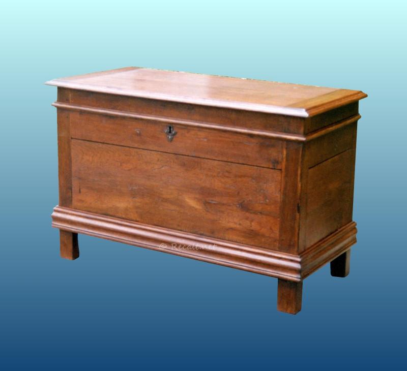 coffre bois - coffre mobilier - coffre pays-basque